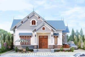 Nhà Cấp 4 70m2 |Tư Vấn 10 Mẫu Nhà Cấp 4 4x7m Đẹp