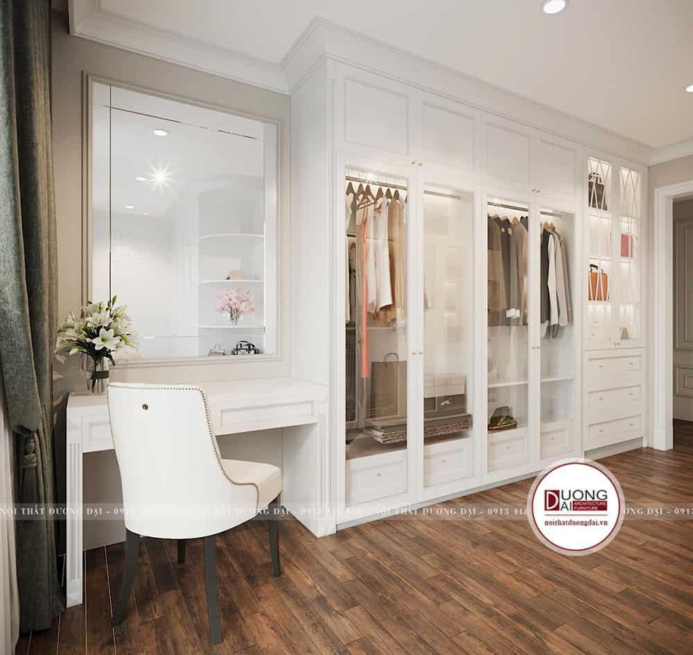Thiết kế nội thất gỗ tự nhiên đẹp và sang trọng