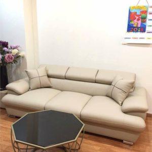 [13/12/2019]Mẫu Ghế Sofa Da Đẹp | Bàn Giao Cho Chú Hải Ở Hà Nội