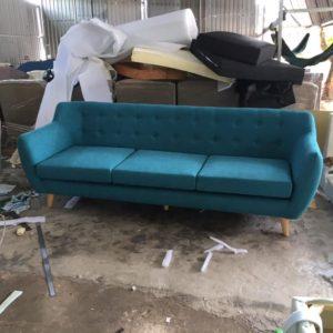 [03/01/2020] Ghế Sofa Bọc Nỉ Giá Rẻ | Bàn Giao Cho Chú Dũng ở Bắc Giang
