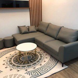 [10/01/2020] Ghế Sofa Da Giá Rẻ | Bàn Giao Chú Tùng Ở Hải Phòng
