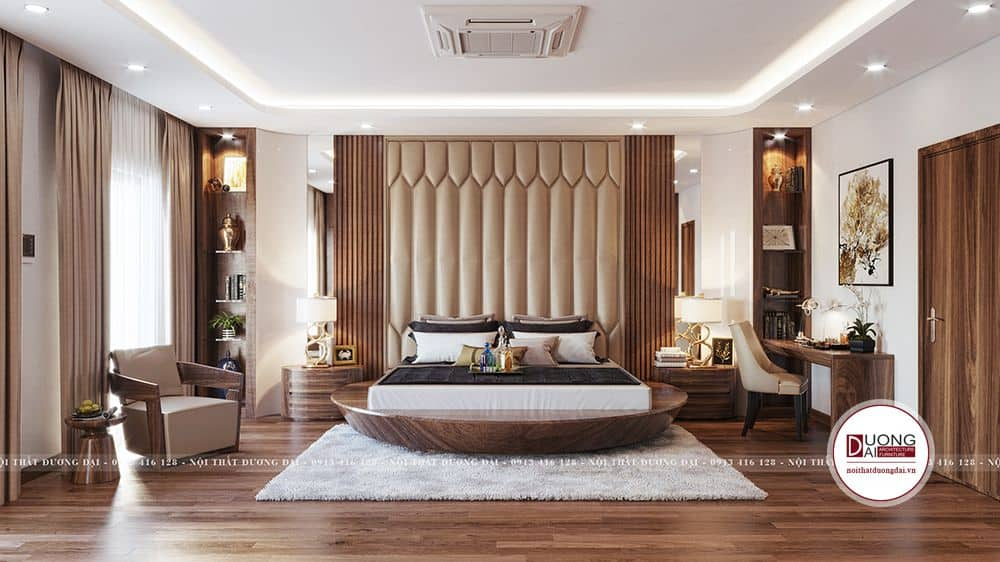 Phòng ngủ dành cho con gái hoặc con trai lớn