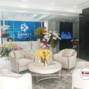 Thi Công Nội Thất Spa | CĐT: Spa Daimec 2 tầng 150m2/sàn
