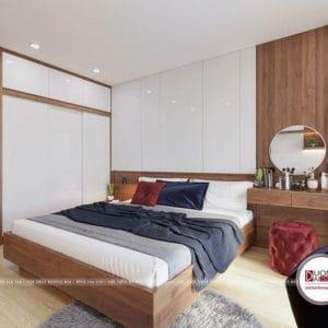 Phòng Ngủ 18m2  Thiết Kế Lý Tưởng Đẹp Từng Cen-ti-mét