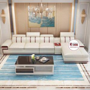 Sofa Chữ L Đẹp- SKYGD1005