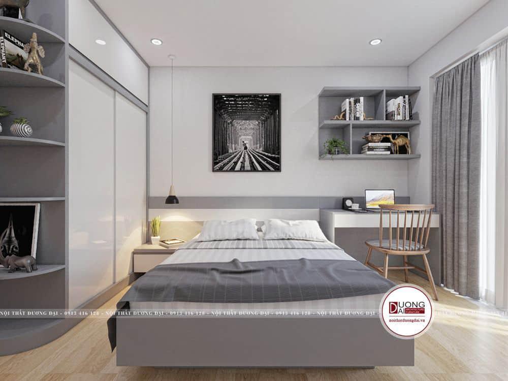 Thiết kế phòng ngủ cho bé trai rất cá tính