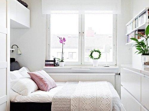 thiết kế phòng ngủ nhỏ 4m2