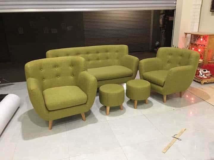 Bộ Sofa Giá Rẻ |Bàn Giao Cho Ảnh Viện Áo Cưới Ở Bắc Ninh