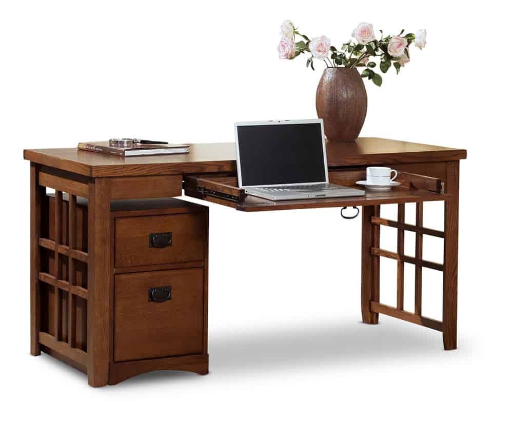 Mẫu bàn gỗ sồi hiện đại và phá cách