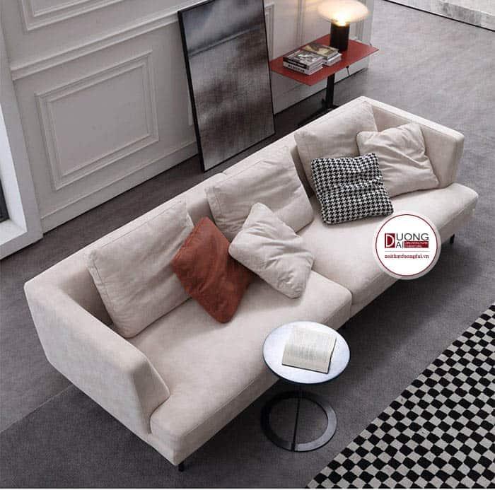 Ghế Sofa Dài Giá Rẻ   Bề Mặt Ghế Rộng Thoải Mái