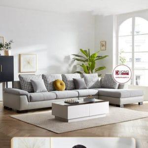Sofa Da Nỉ- SKYG1003