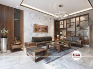 Thiết Kế Nội Thất Nhà Ống 5 Tầng | CĐT: Chị Hà Lạng Sơn