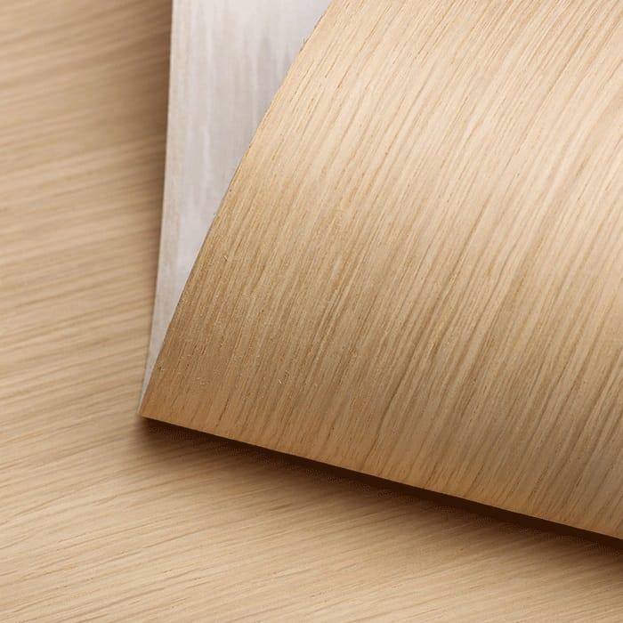 Gỗ Veneer có nét đẹp tương tự như gỗ tự nhiên