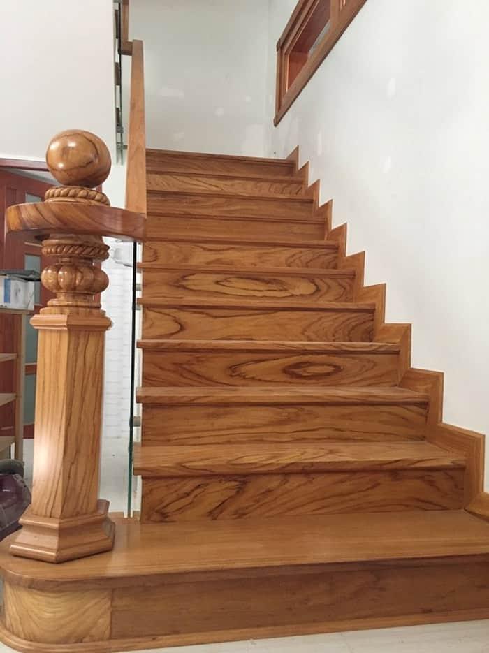 Những đường vân độc đáo, quyến rũ của gỗ gõ đỏ