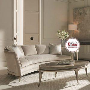 Sofa tân cổ điển Caracole BEND THE RULES - ATFCRC306