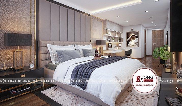 Các sản phẩm trong phòng ngủ thiết kế riêng để tạo nên không gian yên tĩnh, cá tính