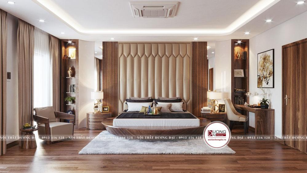 Nội Thất Đương Đại cung cấp dịch vụ thiết kế nội thất gỗ óc chó cao cấp