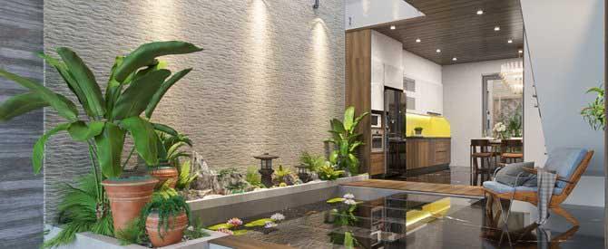 Dịch vụ thiết kế nội thất nhà đẹp