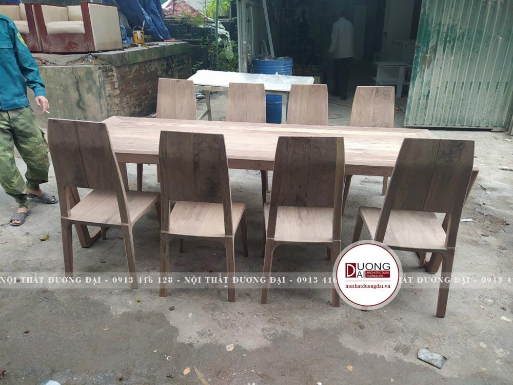 Các sản phẩm sau khi hoàn thành đều được đánh giá kiểm tra chất lượng.