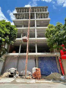 Khảo sát tư vấn thiết kế & thi công nhà ở dân dụng ở Thái Bình - Chị Thủy